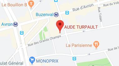 Aude Turpault Directions